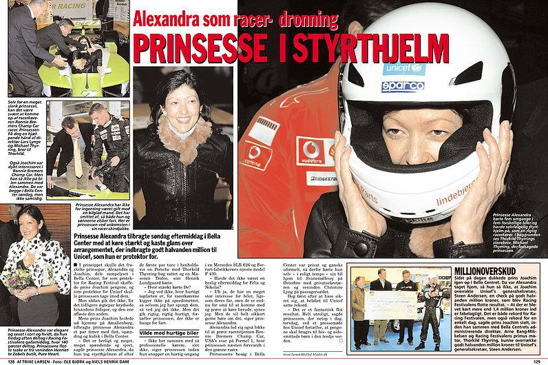Billede Bladet - Alexandra (2006)